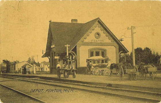 The 1882 Depot